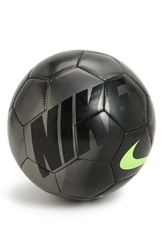 I have this soccer ball in turquoise