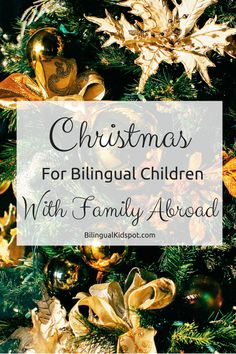 Christmas can be difficult for bilingual children who have family abroad. Here are some ways we deal with missing family at Christmas time. Helping Children, Children And Family, Missing Family, Biracial Children, Third Culture Kid, Being In The World, Holiday Activities, Winter Holidays, Raising