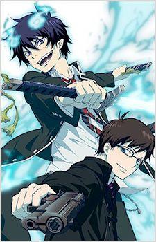 Rin and Yukio Okumura - Twinship on Rough Seas (Blue Exorcist)
