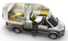 VW California XXL: Larger Version of the Classic Campervan!