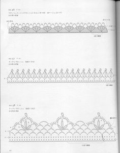 motif and edging crochet | make handmade, crochet, craft