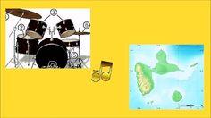 Zouk pour batteurs et percussionnistes en Guadeloupe
