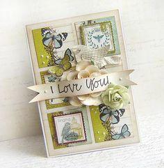 card or wall framed art