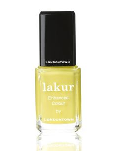 Favorite nail colors in Pantone spring 2015 colors: Custard | Notting the Fancy by Londontown Lakur