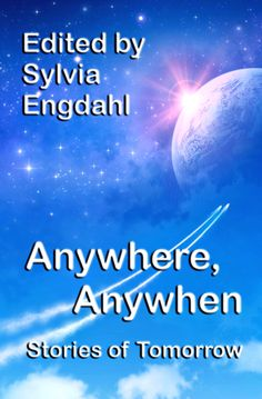 New cover for the current ebook edition of Anywhere, Anywhen..