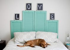 DIY-ify: 20 Lovely DIY Headboard Ideas