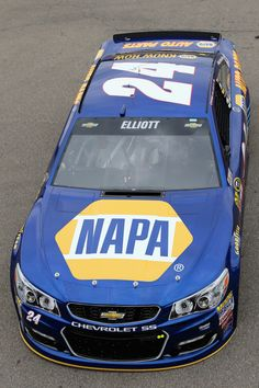 Chase Elliott Photos - Chase Elliott, driver of the #24 NAPA Auto Parts Chevrolet, drives through the garage area during practice for the NASCAR Sprint Cup Series FireKeepers Casino 400 at Michigan International Speedway on June 10, 2016 in Brooklyn, Michigan. - Michigan International Speedway - Day 1