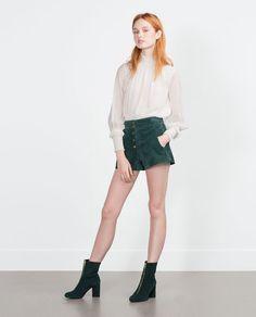 Image 1 of PLUMETIS TOP from Zara