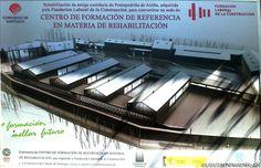 Patrimonio Industrial Arquitectónico: De curtiduría a Centro Nacional en Materia de Reha...