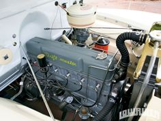 E Eb D A A B F D D C Mechanical Power Performance Engines on 235 6 Cylinder Chevy Performance