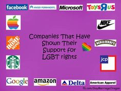 LGBT support- Support them with your voice and money!