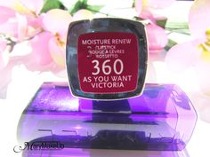Rimmel London Moisture Renew As You Want Victoria