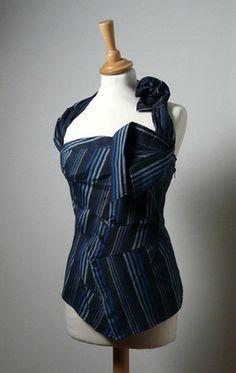 Dress shirt repurposed
