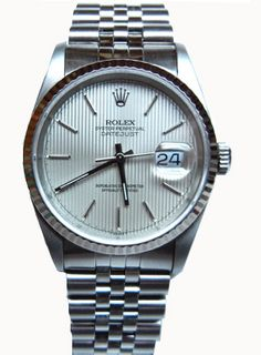 Rolex Oyster perpetual. Datejust.