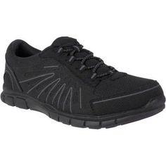 Danskin Now Women's Mesh Walking Shoe, Size: 6.50, Black