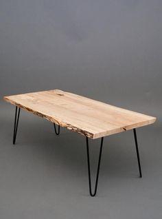 tavolo da cucina piano in legno gambe in ferro 140x75x75   italian craftsmanship