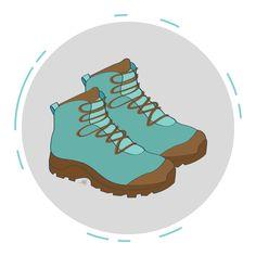 El calzado es la base principal del armario. // Footwear is the main base of the wardrobe.
