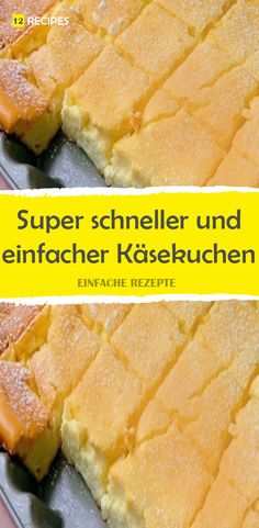 Super fast and easy cheesecake - Kuchen rezepte - Dessert Recipes Peanut Butter Cheesecake, Cheesecake Desserts, Pudding Desserts, Easy Desserts, Delicious Desserts, Dessert Recipes, Dessert Blog, Simple Cheesecake, Easy Chicken And Rice