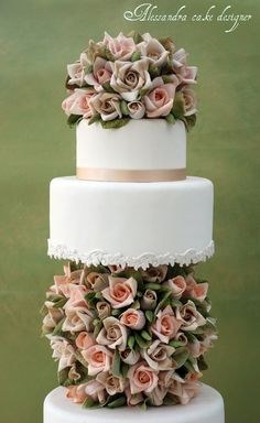 Alessandra Cake Designer, Wedding Cake | Flickr - Photo Sharing!