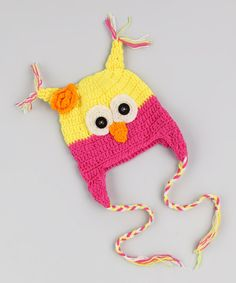 Love this owl hat!