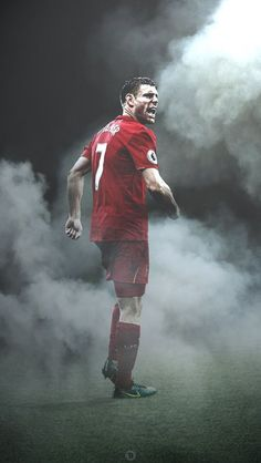 Dependable as fuck. Liverpool Champions, Liverpool Players, Fc Liverpool, Liverpool Football Club, Uefa Champions League, James Milner, This Is Anfield, Soccer Pictures, English Premier League