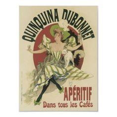 Jules Cheret, Quinquina Dubonnet Apéritif dans tous les Cafés, c. Vintage French Posters, French Vintage, French Wine, Norman Rockwell, Vintage Advertisements, Vintage Ads, Vintage Wine, Toulouse, Old Illustrations