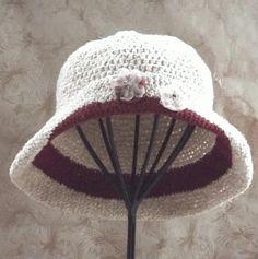 Miss demure vintage inspired womans hat  handmade by sophieshats, $30.00