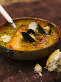 Seafood Soup | Fish Recipes | Jamie Oliver#cBTGUQbhLtlh04eZ.97#cBTGUQbhLtlh04eZ.97