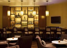Enjoy at drink at Sheraton Social Hour in the Kitchen Table lobby lounge every Tuesday, Thursday, and Friday from 5-7pm and enjoy wines rated 90+ by wine spectators.