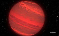Ilustrasi. Kredit: NASA/JPL-Caltech   SpaceNesia - Baru-baru ini, sekelompok astronom berhasil menemukan sebuah planet asing berukuran b...