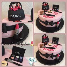 Wem MAC gefällt wird diese Torte lieben. Sara hat der modebewussten Pinar zum 18. Geburtstag diese aufgestylte Torte gebacken. Mit unserem Rollfondant kann man seiner Phantasie freien Lauf lassen... http://www.tolletorten.com/advanced_search_result.php?keywords=rollfondant&x=0&y=0&utm_source=Facebook&utm_medium=Post&utm_campaign=FBRollfondant