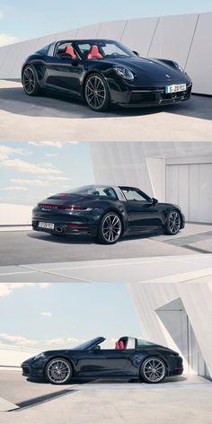 Presenting The 2021 Porsche 911 Targa 4 And The 992 family continues to grow. Porsche Carrera, Cayman Porsche, Porsche Girl, Porsche 911 Cabriolet, Porsche 911 Targa 4s, Porsche Sports Car, Porsche Panamera, Porsche Mission E, Porche Car
