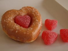 Easy Cinnamon Glazed Baked Buttermilk Doughnuts