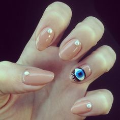 Eye Love Nail Art: 25 Eyeball Nail Designs
