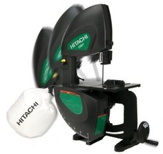 Hitachi Band Saw http://www.woodesigner.net has great suggestions as well as tips to wood working