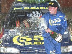 Colin McRae (1996) Subaru Wrc, Subaru Rally, Subaru Impreza, Wrx, Rally Drivers, Rally Car, Richard Burns, Colin Mcrae, Motor Sport