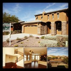 Another amazing FPP rental home! This home is located in Vistancia, The Village Blackstone Trilogy, just North or Lone Mountain Parkway and West of Vistancia Blvd. It is a 5bed/3bath + Loft home, offers several upgraded interior features, and guests will have access to all the community amenities Vistancia has to offer. For more information check it out at http://www.frontporchrentals.com/rental-homes-in-glendale-arizona-2/13660-west-chaparosa-way