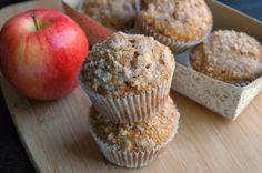 Pumpkin Apple Muffins, inspired by a trip to a pumpkin farm!