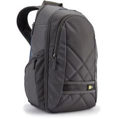 """Case Logic CPL-108 DSLR Camera and iPad/Netbook Backpack (Gray) $25 or Targus Drifter Sport Backpack for 14"""" Lap... #LavaHot http://www.lavahotdeals.com/us/cheap/case-logic-cpl-108-dslr-camera-ipad-netbook/110860"""