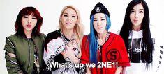 2NE1 - What's Brazil Up GIFs