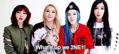 Vale a Pena Conferir: 2NE1 | Caprichos de Ayame