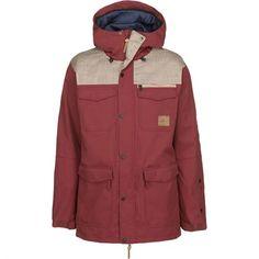 O'Neill Button Up Jacket from evo.com