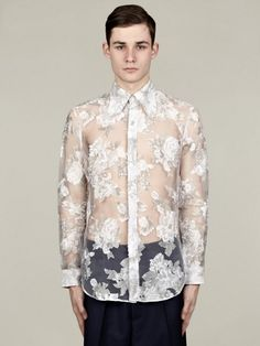 http://www.oki-ni.com/tops/jw-anderson-men-s-white-placement-floral-sheer-shirt-jwa1605wht.html