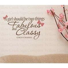 Coco Chanel #Quote