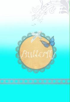 iPhone wallpaper cute butterfly