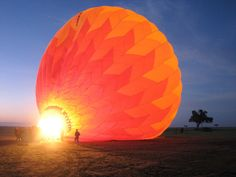 The balloons of Big Top. The glow of Core ore. Air Balloon Rides, The Balloon, Hot Air Balloon, Balloon Company, First Humans, Some Pictures, Luxury Real Estate, Savannah Chat, Balloons