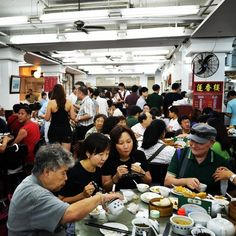 Been to this legendary tea house, which is still serving dim sum with traditional push cart? Having a history of over 80 years, Lin Heung Tea House (蓮香樓), which is located at Central, attracts tons of customers from all over the world every day. For visitors, if you wanna get a feel of a traditional dim sum place, don't miss it and enjoy dim sum in real Hong Kong style! For location, http://www.allabouthongkong.com/?p=584 #allabouthongkong