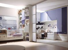 Habitación para bebé modular 201 by Doimo CityLine