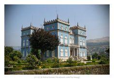 Palace Quinta de Villa Beatriz. Santo Emilião, Braga #Portugal