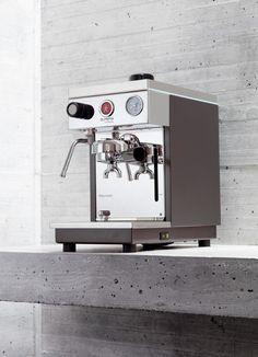 Neue alte Marke: Der Markenauftritt der Espressomaschinenmanufaktur Olympia Express